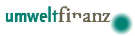 umweltfinanz-Logo-mit-Punkt
